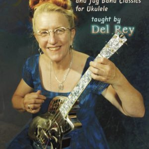 Memphis Uke Party Ukulele Instructional DVD